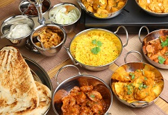Indian Food Dishes