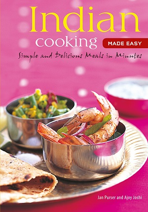Indian Cooking Made Simple Cookbook