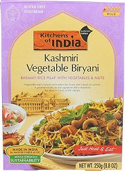 Kitchens of India Kashmiri Vegetable Biryani