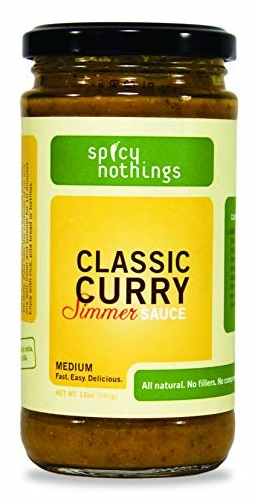 Spicy Nothings Classic Curry Sauce