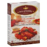 Taste of Bombay Chicken Jalfrezi
