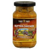 Tiger Tiger Butter Chicken Sauce